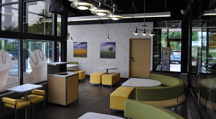 McDonalds by BAR-LIN Construction