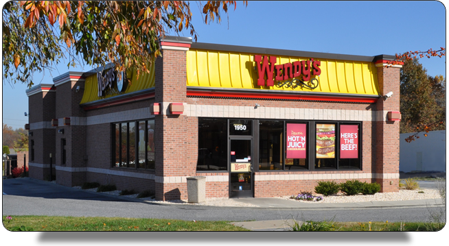 Wendy's New Construction