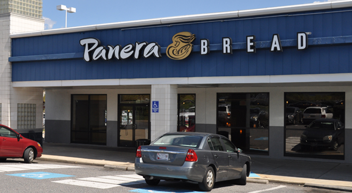 Panera Bread by BAR-LIN Construction