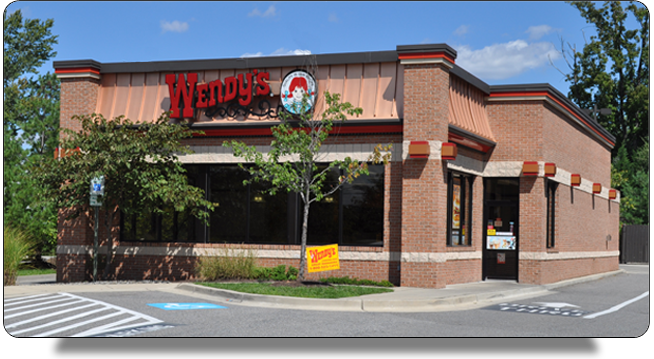 Wendy's Restaurant by BAR-LIN Construction
